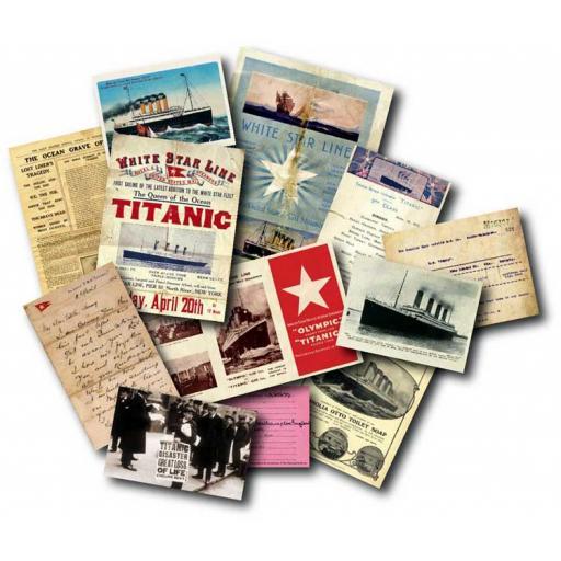 Titanic Replica Pack