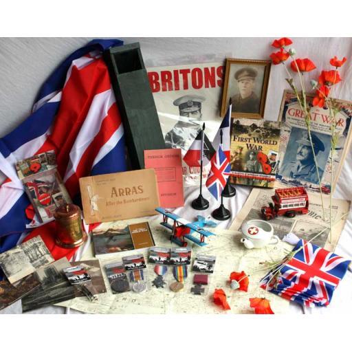 World War 1 Approval Box