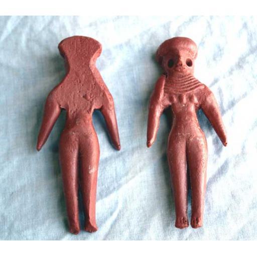Sumerian Fertility Figure