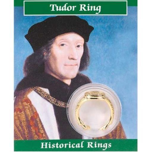 2 x Tudor Rings