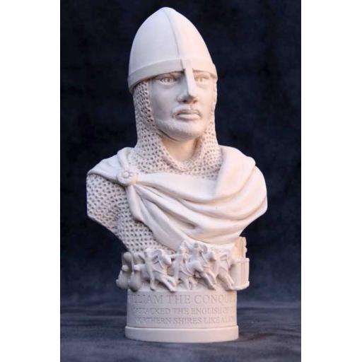 William the Conqueror Bust