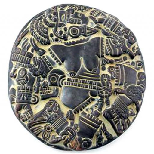 Moon Goddess Plaque