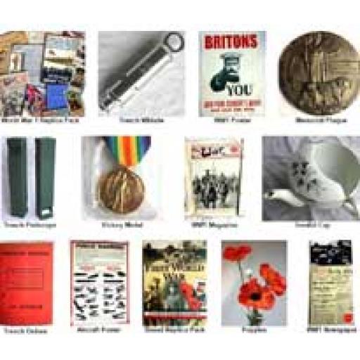 World War 1 Value Box
