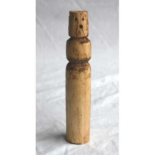 Tudor Peg Doll