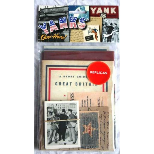 WW2 Yanks Replica Pack