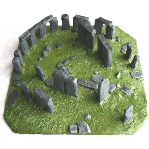 Large Stonehenge Model