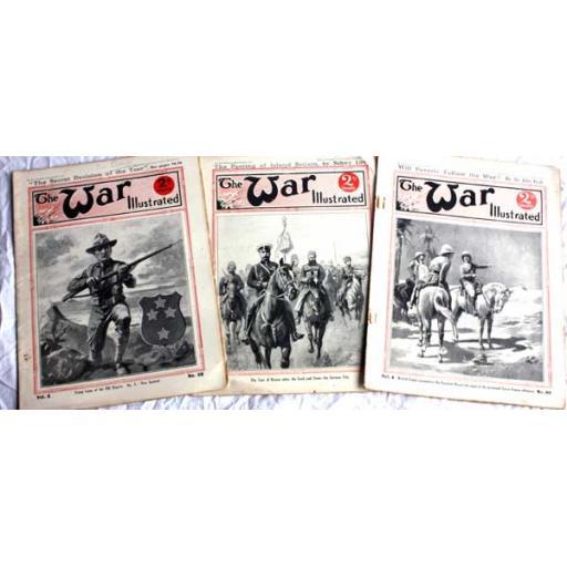 Original WW1 Magazine