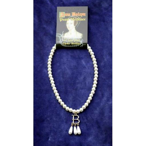 Ann Boleyn's Pearls