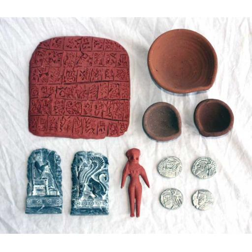 Sumerian Daily Life Set