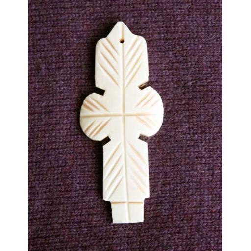 Viking Bone Cross