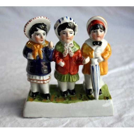 Three Girls Fairing