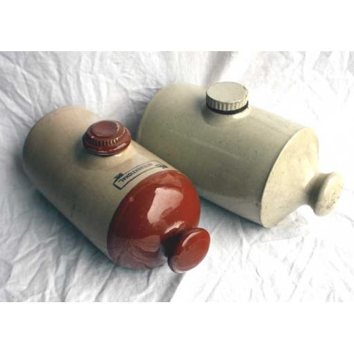 Earthenware Hot Water Bottle