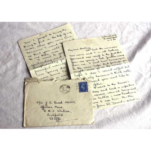 Original WW2 Letter