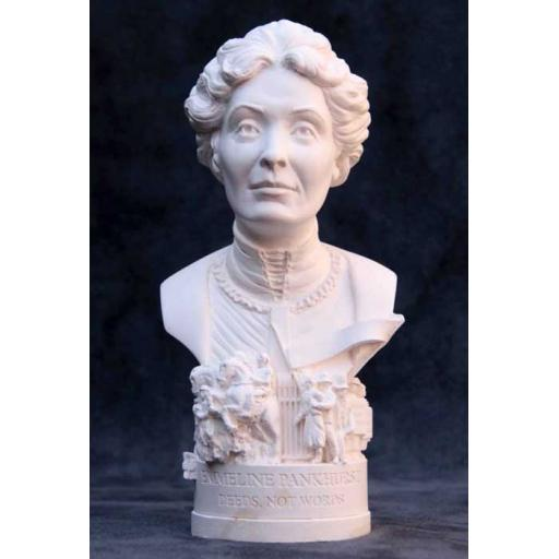 Emmeline Pankhurst Bust