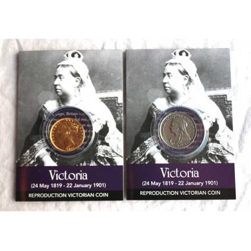 Victoria Shilling & Sovereign