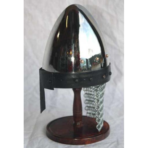 Anglo Saxon / Norman Mini Helmet