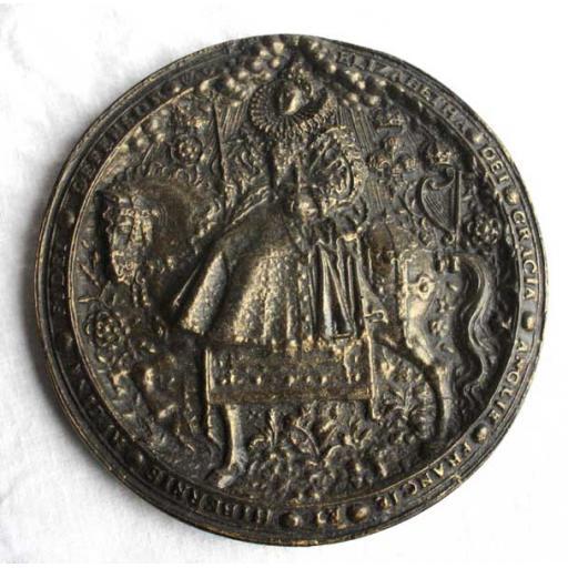 Large Elizabeth I Seal