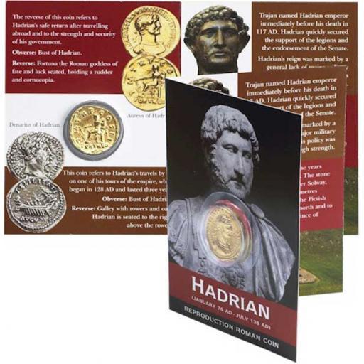 Hadrian Coin