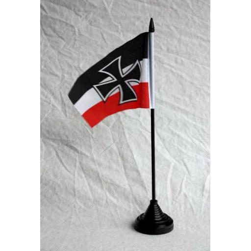 WW1 German Table Flag