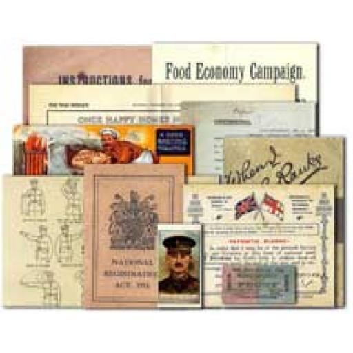 World War 1 Replica Pack