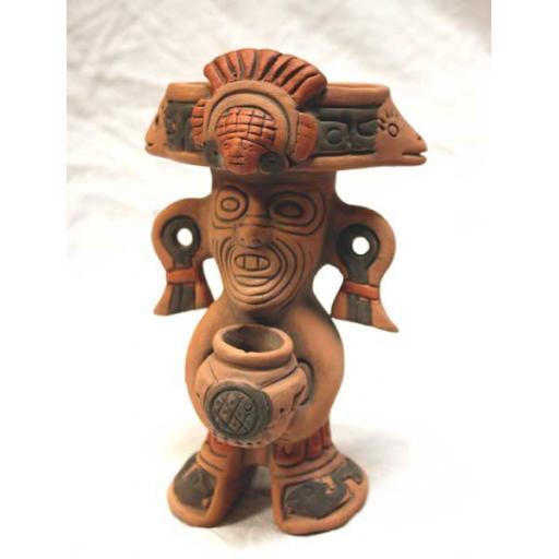 Zapotec Urn