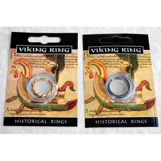 2 x Viking Rings