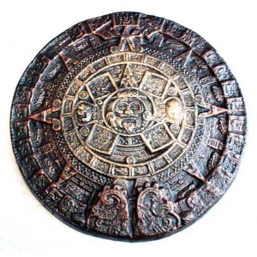 Large Aztec Calendar