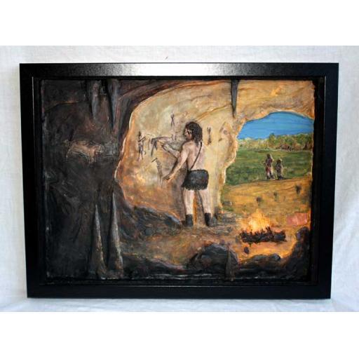 Cave Diorama