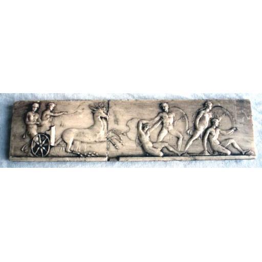 Chariot Temple Plaque