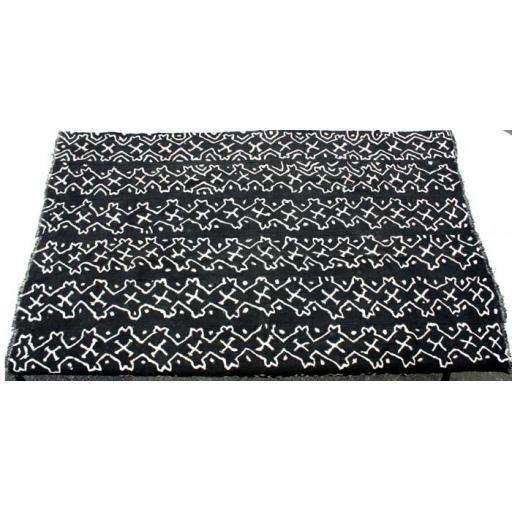 Black & White Mud Cloth
