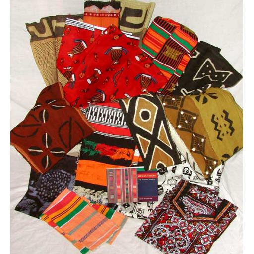 African Textiles Approval Box