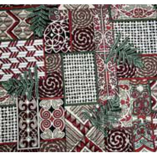 Maori Patterns Textile