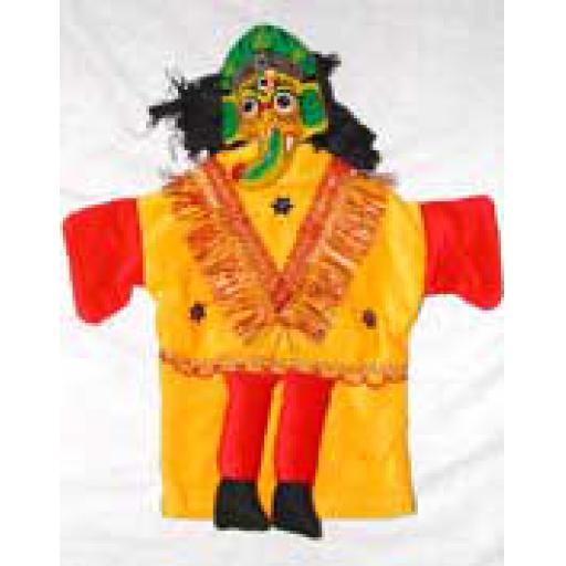 Ganesh Puppet