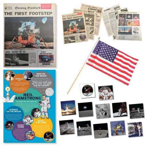 Moon Landing Resource Pack