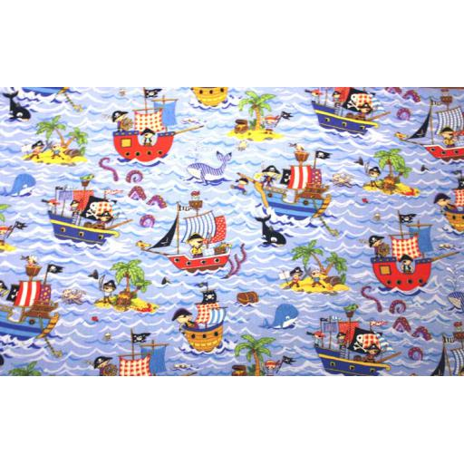 Pirates Textile