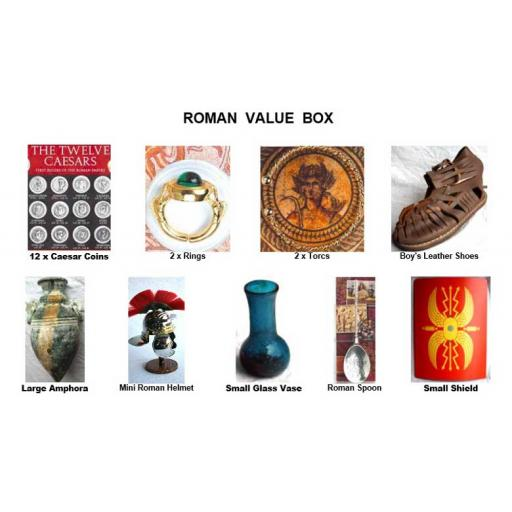 Roman Value Box
