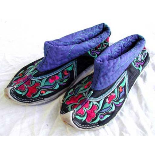 Hill Tribe Shoes