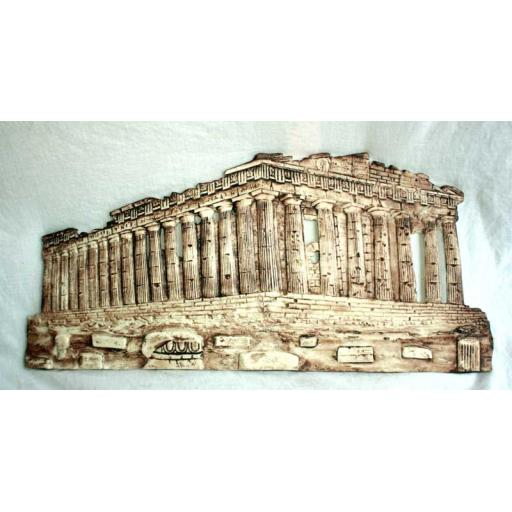 Large Parthenon Plaque