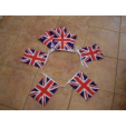Bunting Union Jack - 3m