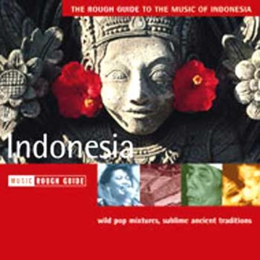 Indonesia Music CD