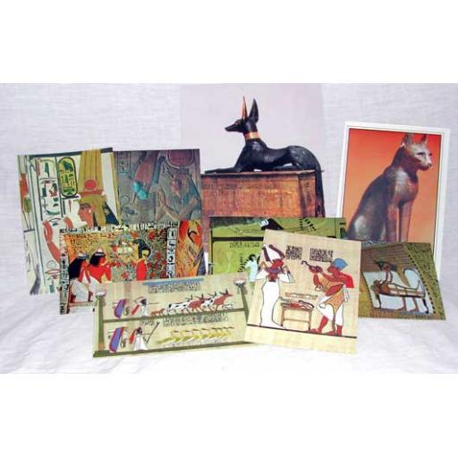 Gods & Religion Cards