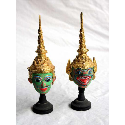 Pair Mini Masks