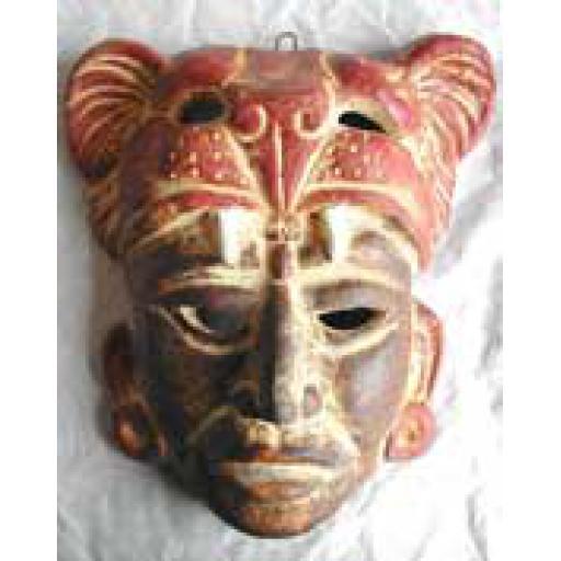 Jaguar Headdress Mask