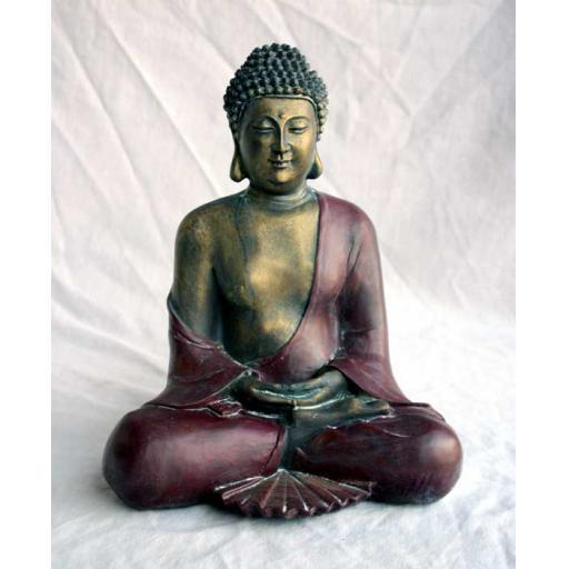 Plum Robed Buddha