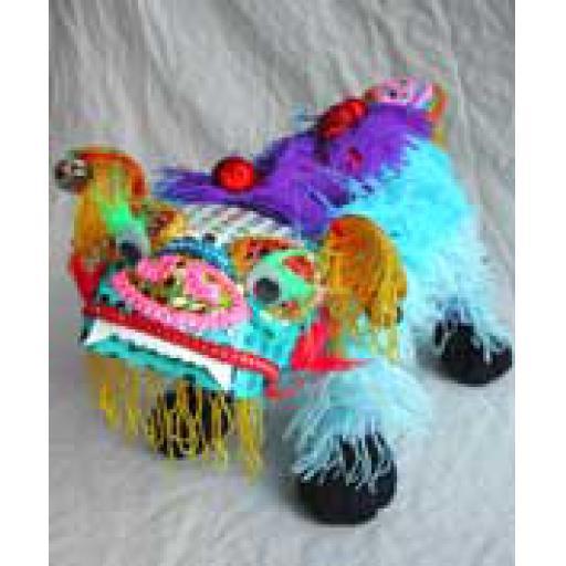 Dancing Lion Puppet