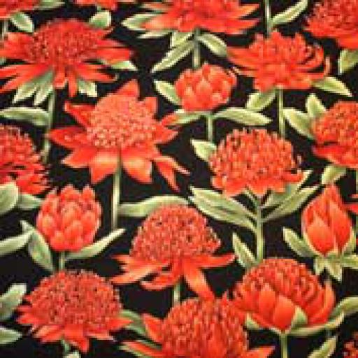 Waratah Textile