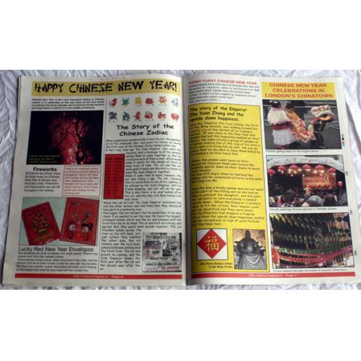 3 x China Enquirer
