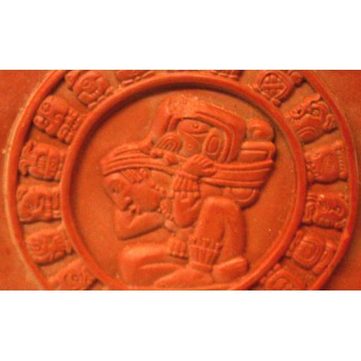 Maya Zodiac Plaque