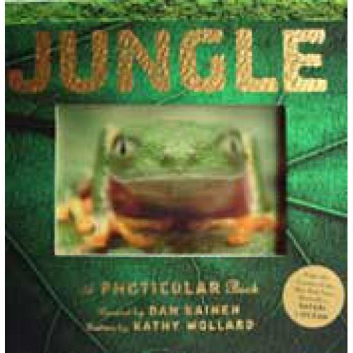 Jungle Photicular Book