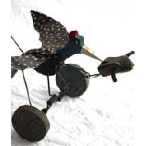 Pushalong Bird and Prey